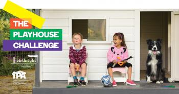 The Star Home & Leisure Show sponsors Playhouse Challenge 2017